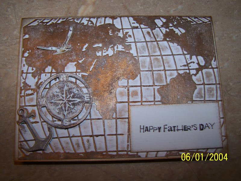 Fathers Day Card  06  17