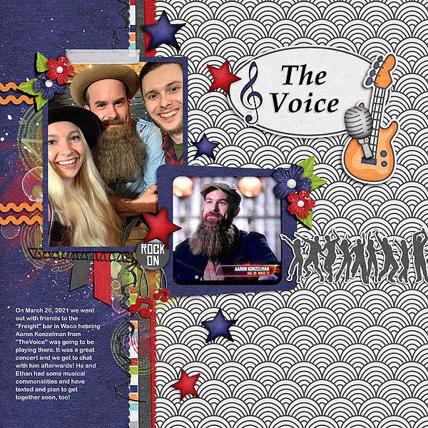 The Voice!!