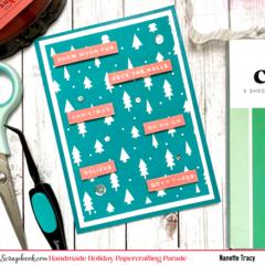Wordfetti Christmas Card