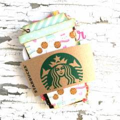 STARBUCKS INSPIRED MINI ALBUM