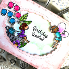 FAIRY BIRTHDAY WISHES