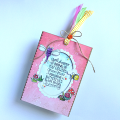 SECRET SPRING SWAP TAG