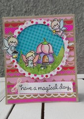 HAVE A MAGICAL DAY CARD