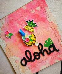 ALOHA SUMMER CARD