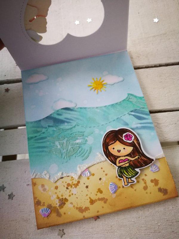 """ALOHA"" CARD"
