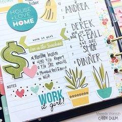 Daily Planning with Carpe Diem