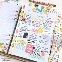 Prayer Planner
