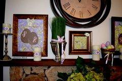 Home Easter Decor