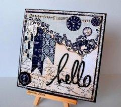 Hello Card.