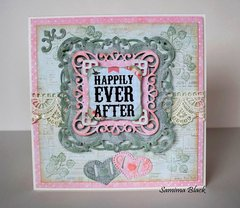 Happily Ever After Card.
