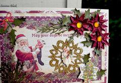 A Victorian Christmas Card