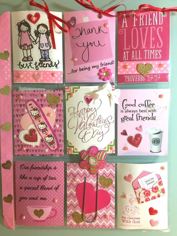 Valentines Day Pocket Letter