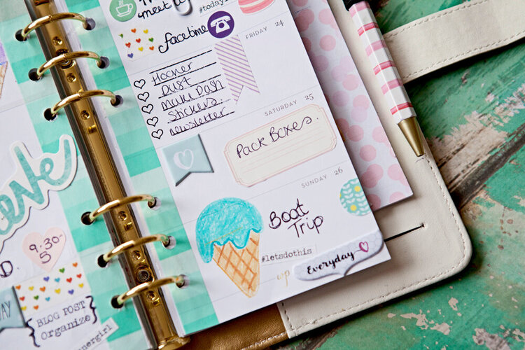 Ice Cream Planning