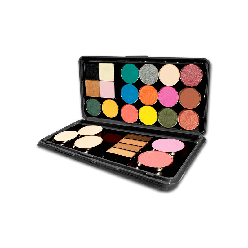Storage for Eyeshadows, Blushes, & Small Implements
