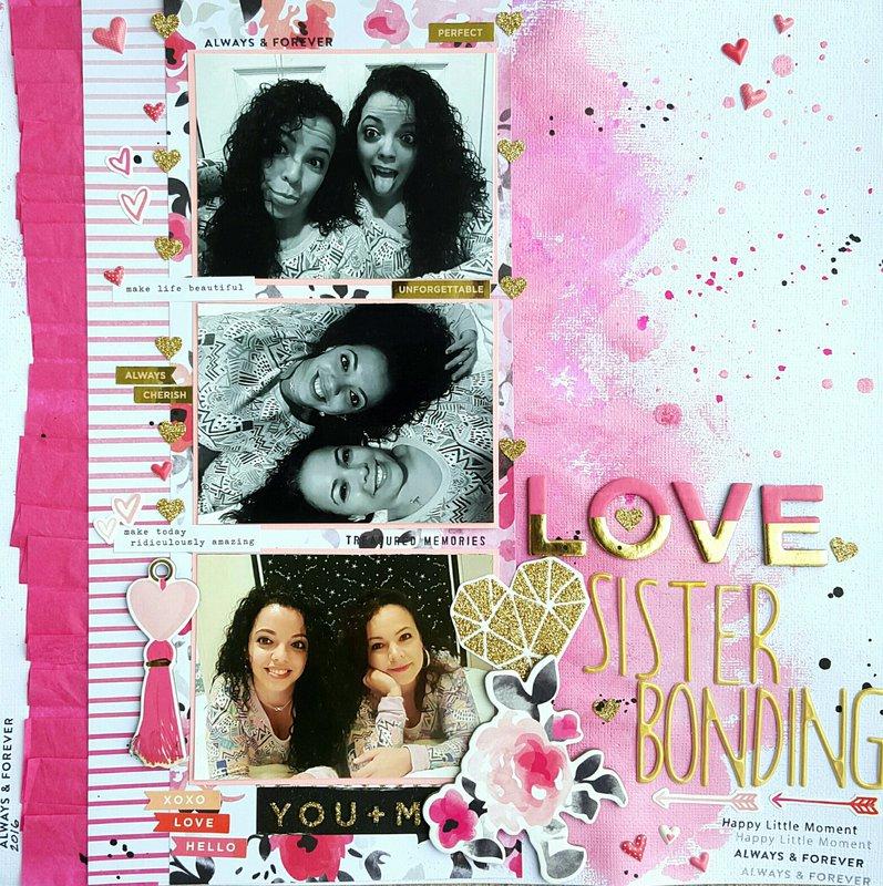 Love Sister Bonding