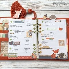 Hello Fall Carpe Diem Planner Setup