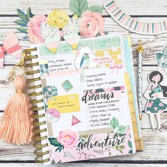 Chasing Dreams Daily Planner Page