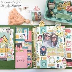 Domestic Bliss Carpe Diem Planner