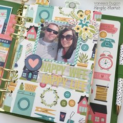 Domestic Bliss Carpe Diem Planner