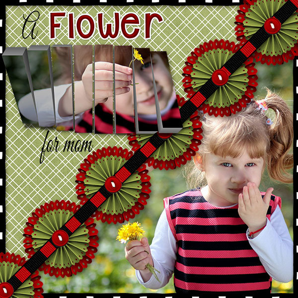 A Flower For Mom