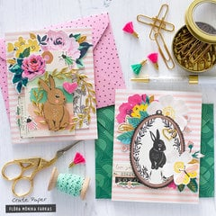 Easter Cards - Crate Paper DT