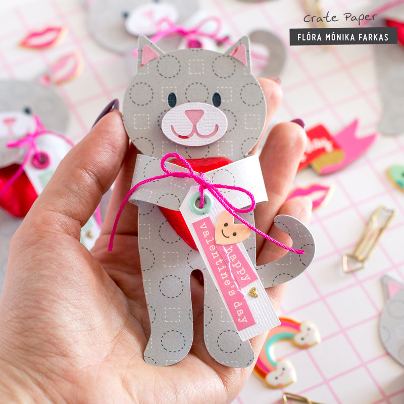 Valentine's Day Gift - Crate Paper