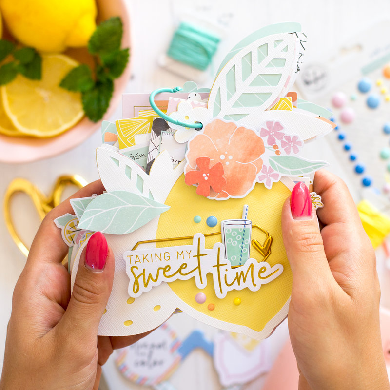Sweet Time Album - Pinkfresh Studio