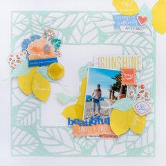 Sunshine - Pinkfresh Studio DT