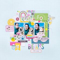 Big Kiss - Pinkfresh Studio DT