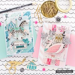 Monochromatic Cards - Crate Paper DT