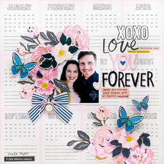 Love you forever - Crate Paper DT