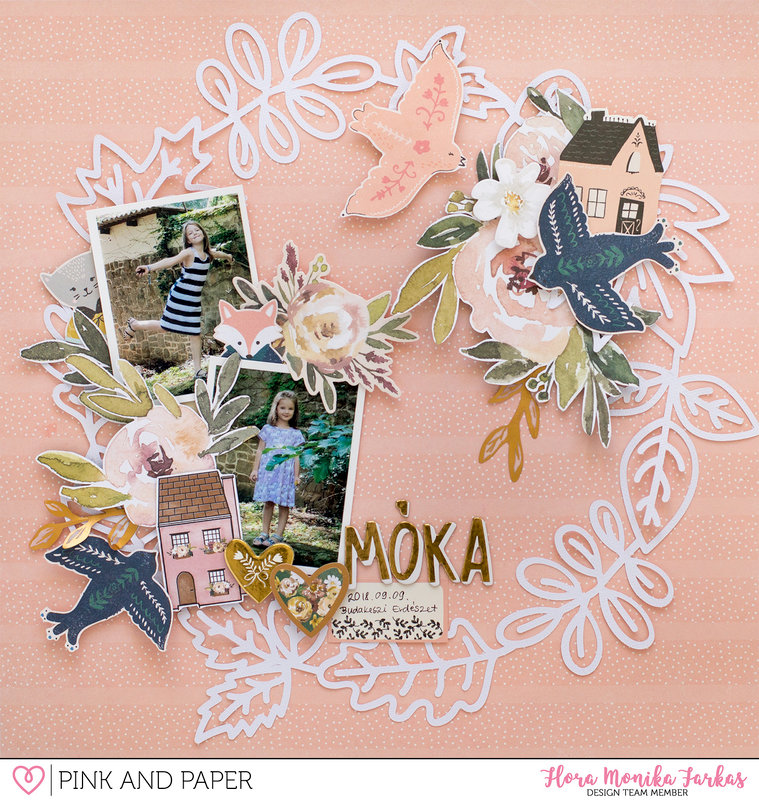 Fall Fun - Pink and Paper DT