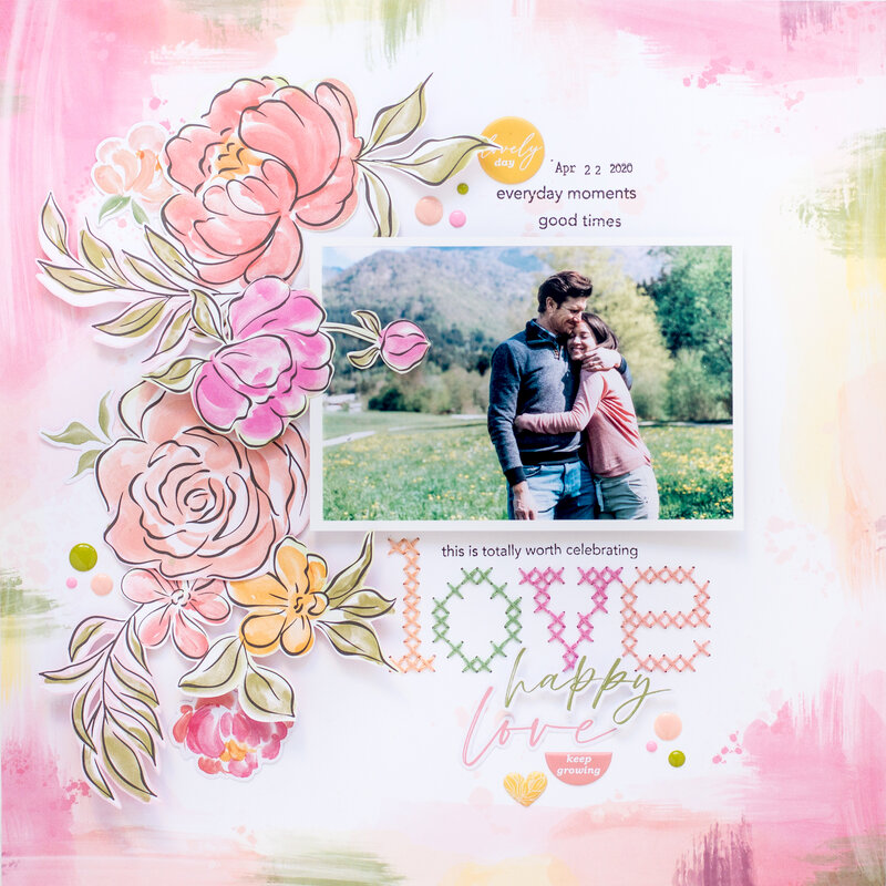 love - Pinkfresh Studio DT