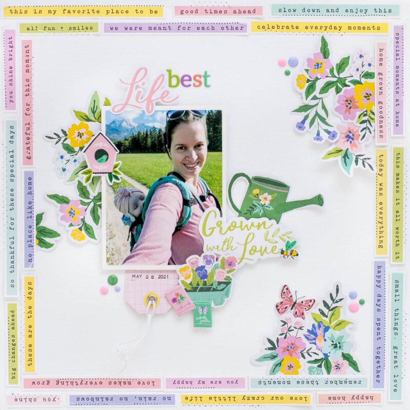 Best Life - Pinkfresh Studio DT