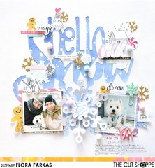 Hello Snow - The Cut Shoppe DT