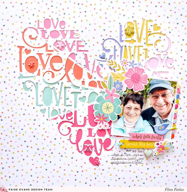 Love - Paige Evans DT
