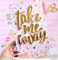 Oh My Heart Mini Album - Paige Evans DT