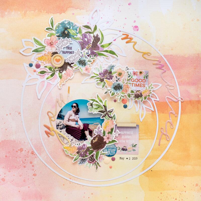 Memories - Pinkfresh Studio DT