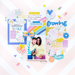 Growing - Pinkfresh Studio DT