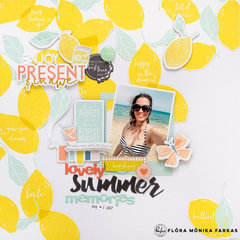 Lovely Summer - Pinkfresh Studio DT