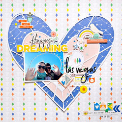 Happy Dreaming - Pinkfresh Studio DT