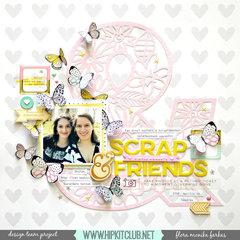 Scrap Friends