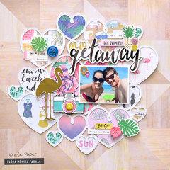Summer getaway - Crate Paper DT