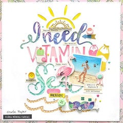 Vitamin Sea - Crate Paper DT