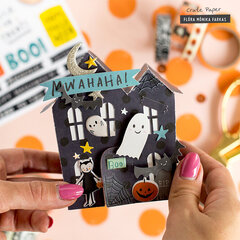 Haunted House - Crate Paper DT