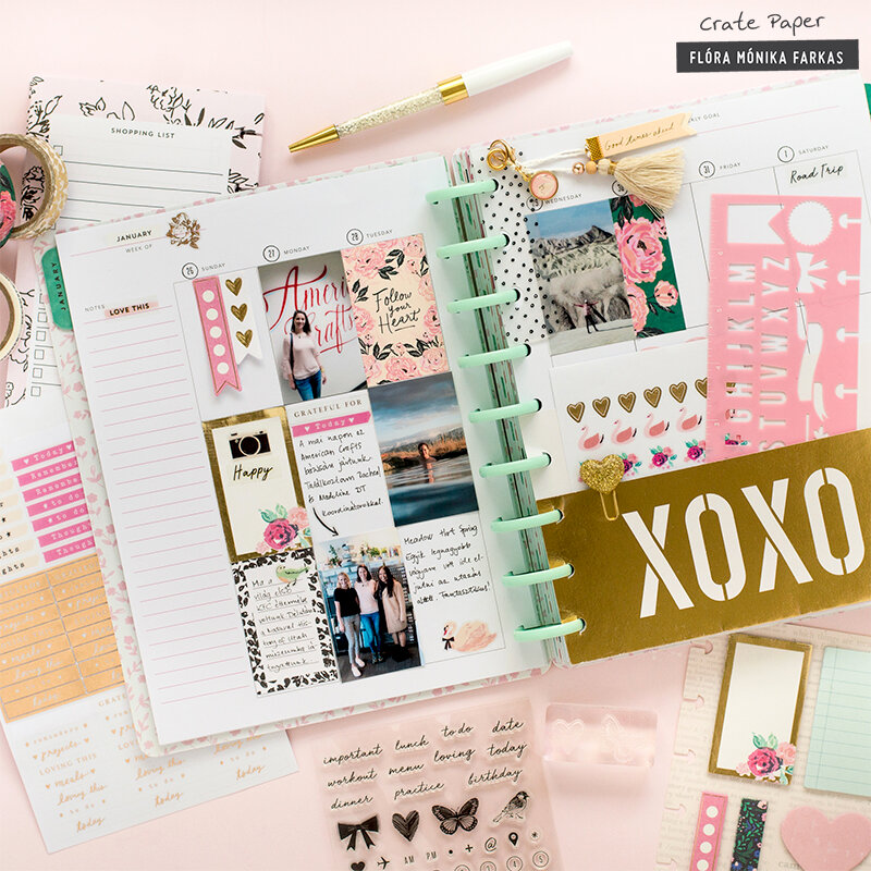 Maggie Holmes - Day To Day Planner
