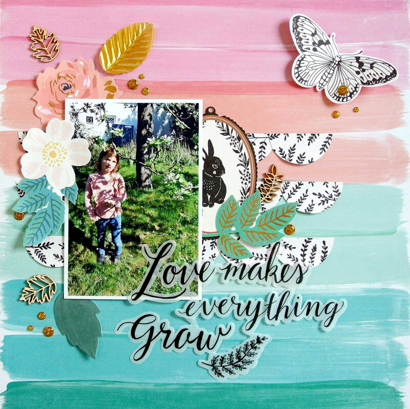 Love makes everything grow