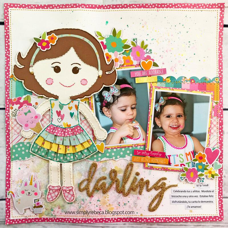 Darling Layout