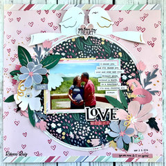 Love Story Layout