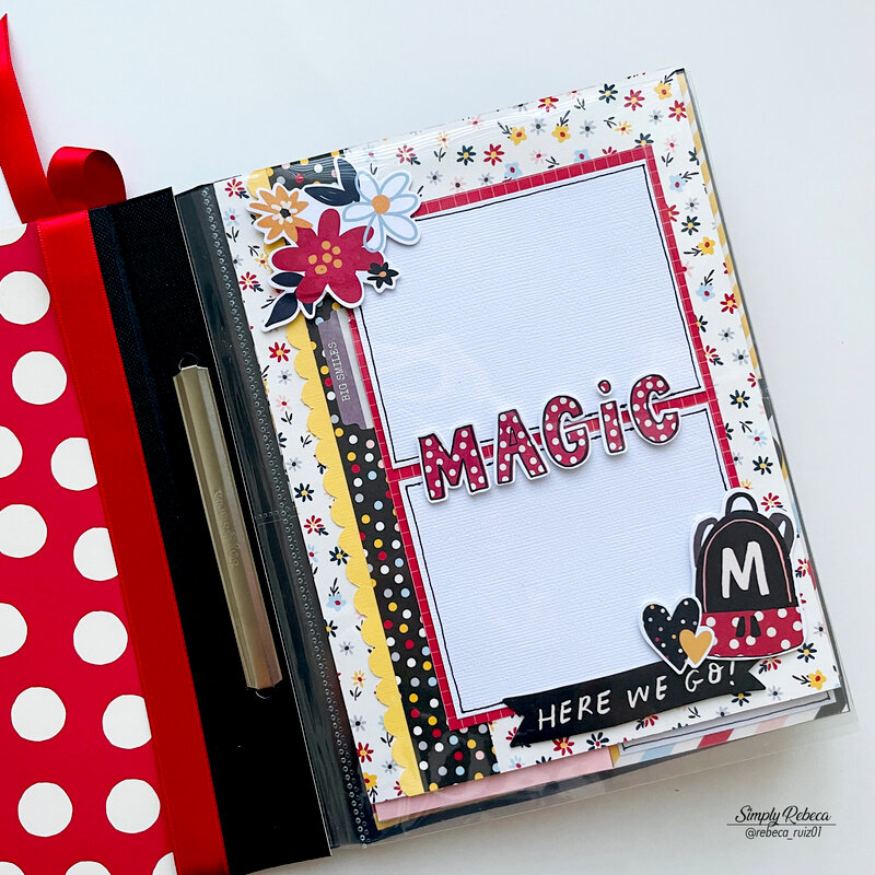 Disney Main Street Flipbook